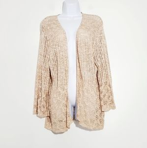 212 Collection Women's Knit Cardigan Sweater